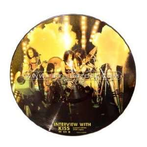 Kiss  Interview with Kiss 12 UK Picture Disc: Music