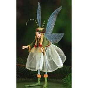 LLS Green Fairy Ornament, 09 30250 Home & Kitchen