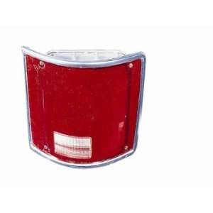 CHEVY BLAZER/JIMMY/SUBURBAN/C10 78 91 TailLight LENS Driver Side W/O