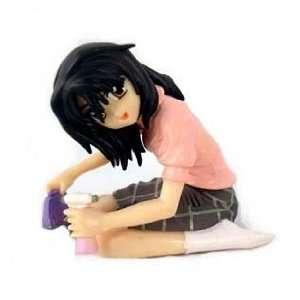 Memories Off Gashapon   Ayaka Hizuki: Toys & Games