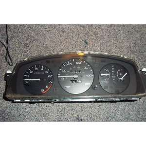95 Honda Civic Automatic Transmission Gauge Cluster