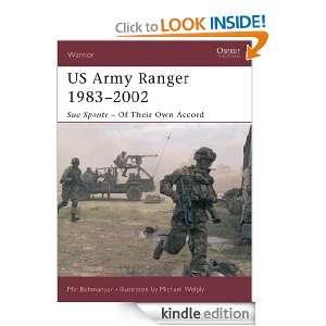 US Army Ranger 1983 2002 (Warrior): Mir Bahmanyar, Michael Welply