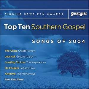 Singing News Fan Awards Top Ten Southern Gospel 04