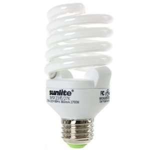 SunliteSMS23F/E/27K/CD1 23 Watt Super Mini Spiral Energy