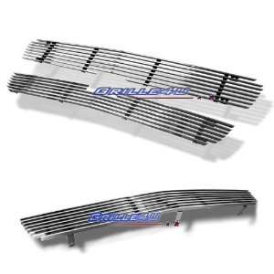 03 05 Chevy Silverado 1500 SS Billet Grille Grill Combo