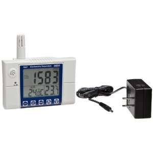 Supco IAQ50 Wall Mounted Indoor Air Quality Monitor, 0 to 2000 ppm, 1