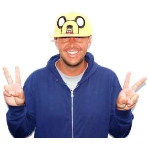 Adventure Time with Finn and Jake Snap back Flat bill