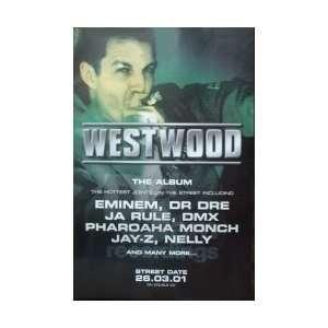 Music   Rap / Hip Hop Posters Tim Westwood   The Album