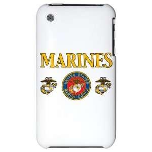 iPhone 3G Hard Case Marines United States Marine Corps