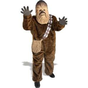 Star Wars Chewbacca Super Deluxe Child Costume 882019L Toys & Games