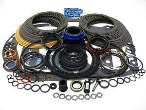 Dodge 46RE 47RE 518 618 Transmission Rebuild Kit 97 02