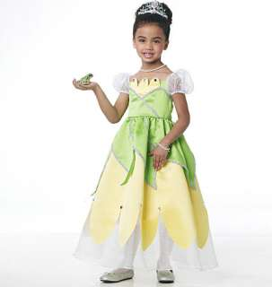 M6183 Patron 4 Robes Enfant Carnaval Princesses 2 5 MCL