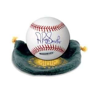 Upper Deck St. Louis Cardinals Albert Pujols Autographed Baseball