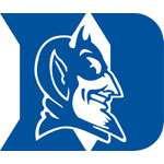 Duke Blue Devils 5 Decal Sticker Vinyl Die Cut Car