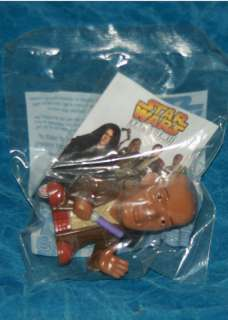 Star Wars Mace Windu Burger King Kids Meal Toy