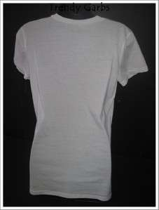 New Skin Industries Graphic Skull White t shirt tee L