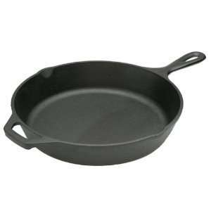Lodge Logic L8SK3 15 Pre Seasoned Skillet Cast Iron