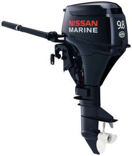 8hp Nissan/Tohatsu 20 LONG SHAFT Outboard Boat Motor