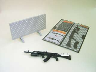 Zacca 1/6 WWC #3 AK 109   Assault Rifle ZAX05C