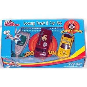 Looney Tunes 3 Car Die Cast Set Toys & Games