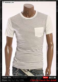 Doublju1 Mens Short Sleeve T shirts Tee Collection 2