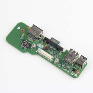 New Dell 1545 USB Lan VGA DC Jack Power Octagonal Board
