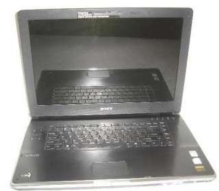 SONY VAIO PCG 8112L LAPTOP DUAL CORE 1.6GHz/ 4GB/ 320GB