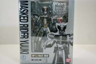 SH Figuarts Masked Kamen Rider Den O YUUKI Yuki