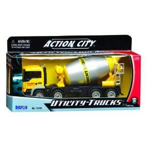 Action City Cement Mixer: Home & Kitchen