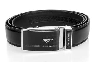 New Mens Variety Belts Wolf Totem Genuine Leather 28 46