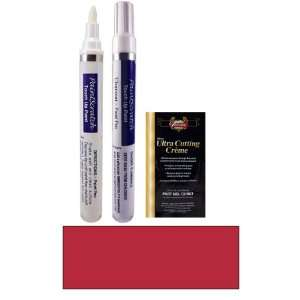 1/2 Oz. Medium Red Metallic Paint Pen Kit for 1985 Nissan