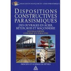 Dispositions constructives parasismiques des ouvrages en