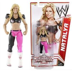 WWE Global Superstars Natalya   Canada Figure Series 20