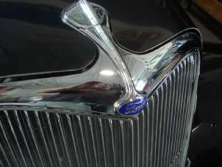 1934 Ford Chrome Grill Shell Bob Drake Hot Street Rod