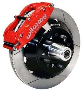 Front Disc Brake Kit Wilwood 140 9803 R