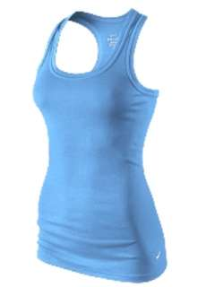 Nike Womens Tradition Rib Sleeveless Tank Top Tee New