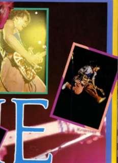 VAN HALEN 1988 89 OU812 TOUR Concert Program Book