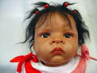 Ashton Drake Waltraud Hanl Jasmine doll African American Doll