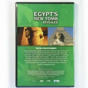 Discovery Channel Egypts New Tomb Revealed DVD