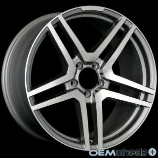 METAL WHEELS FITS MERCEDES BENZ AMG W221 S550 S600 S63 S65 RIMS