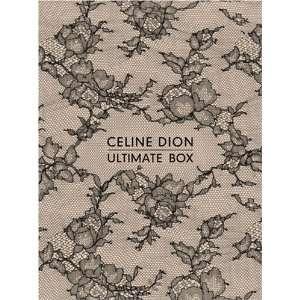 Ultimate Box Celine Dion Music