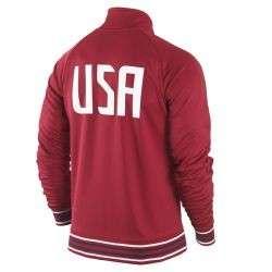 UNITED STATES Nikes Trainer Track Jacket for 2011 2012 season