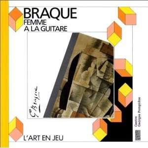 Braque femme a la guitare (French Edition) (9782858503896