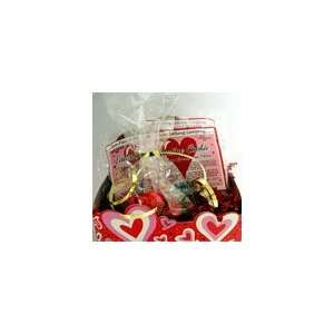 Small Vegan/Made without Wheat or Gluten Valentines Day Gift Basket