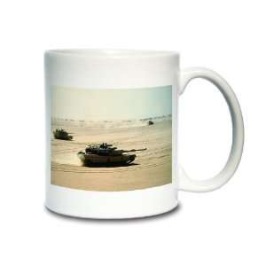 M1 Abrams Tank, Persian Gulf War, Coffee Mug: Everything