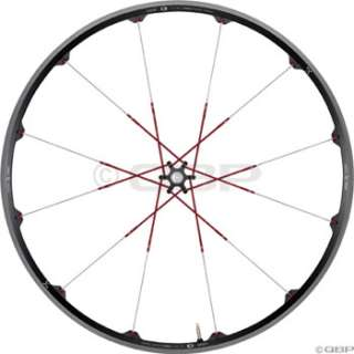 Crank Bros Cobalt 3 29er Wheelset QR Black/Red