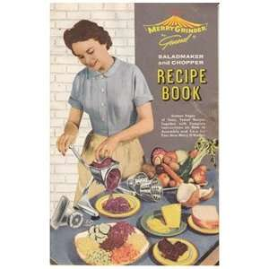 and Chopper Recipe Book: General Slicing Machine:  Books