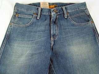 Mens Western Wrangler Retro Boot Cut Premium Patch Jeans NWT 33 x 32 $