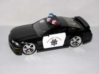 Jada 2006 Ford Mustang Highway Patrol 132 Scale 615028962317