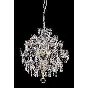 LIGHT CRYSTAL CEILING CHANDELIER PENDANT LIGHT FIXTURE LIGHTING LAMP